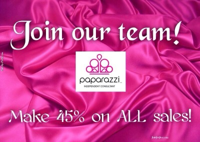 Join Paparazzi 45% commission