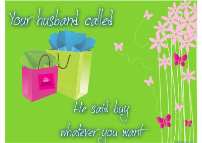 Paparazzi Party Image your husband called