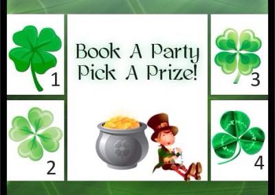Book A Paparazzi Party Pick A Prize
