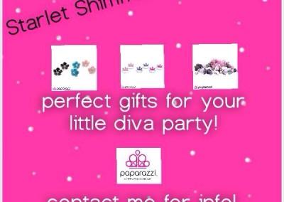 Paparazzi Little Diva Party