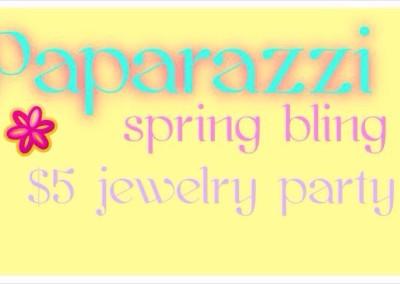 Paparazzi Facebook Cover Spring Bling