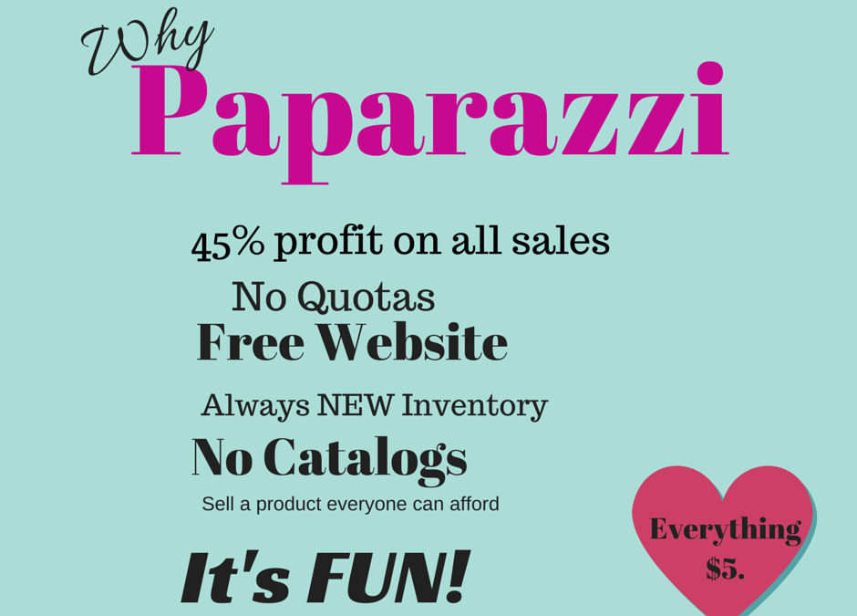 Join Paparazzi Accessories