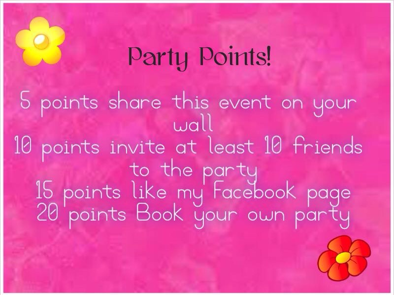 Online Paparazzi Party Points Game
