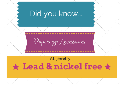 Paparazzi Lead and Nickel Free