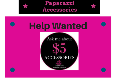 Paparazzi Accessories Help Wanted