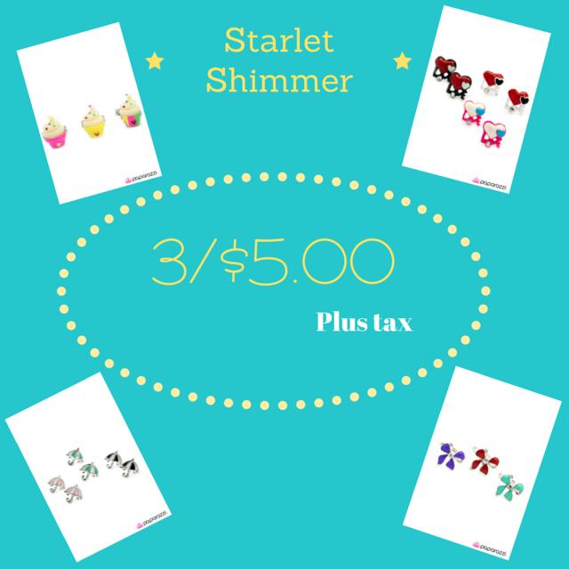 Paparazzi Starlet Shimmer