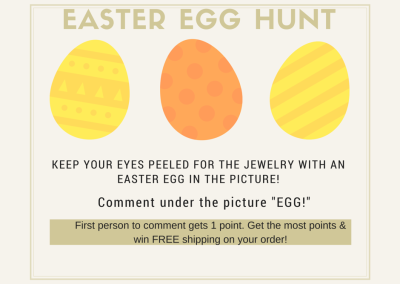 Paparazzi Easter Egg Hunt