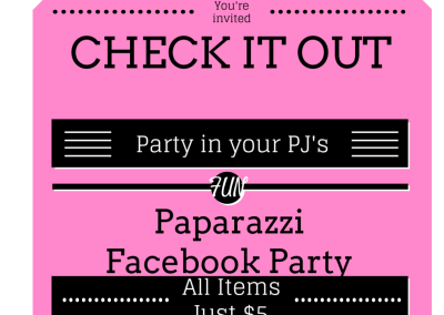 Paparazzi Accessories Party