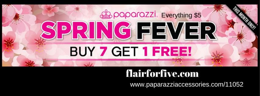 Paparazzi Spring Special