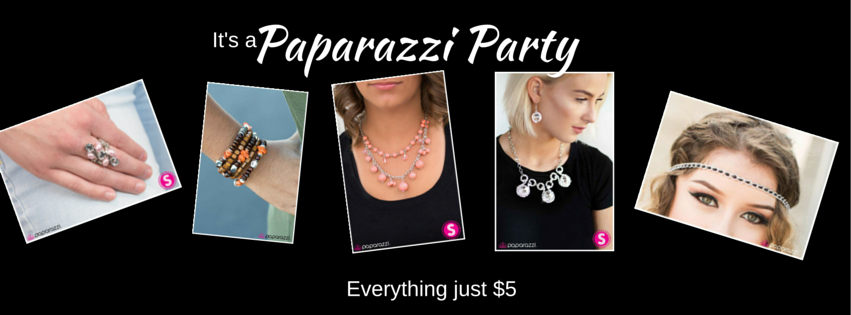 Paparazzi $5 Jewelry Party