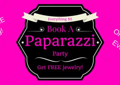 Paparazzi Facebook Party