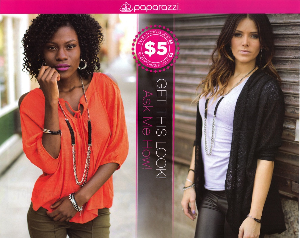 Paparazzi Accessories Fashion Fix for $5