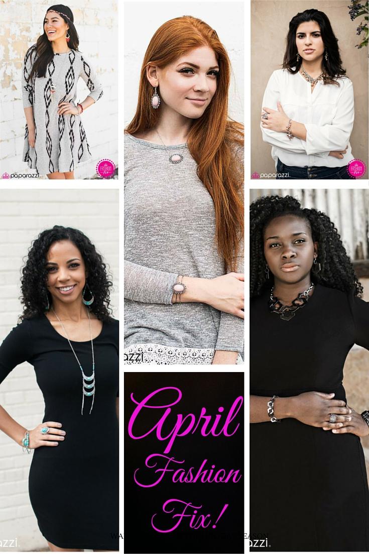 April clothing online