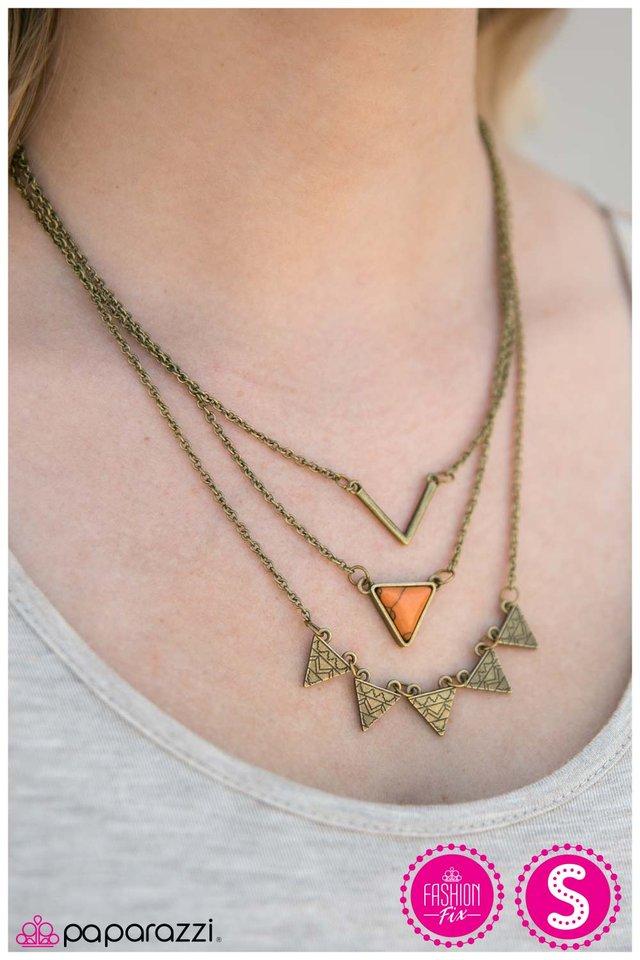 TRI-bal Style – Orange