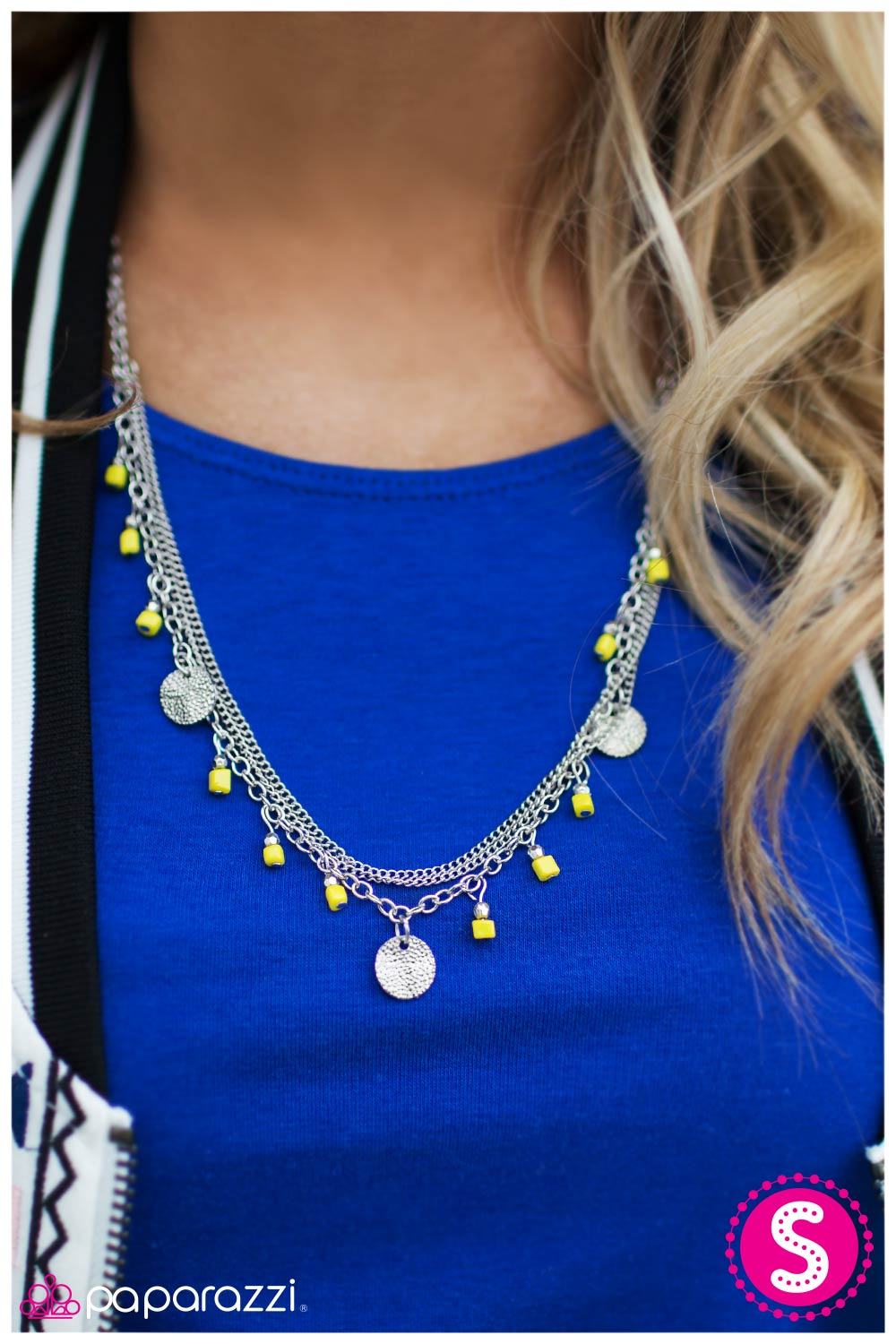 Marina Bay Yellow Paparazzi 5 Jewelry Join Or Shop Online