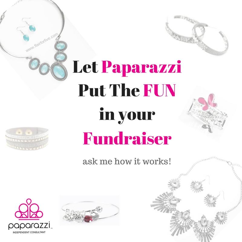 Paparazzi Fundraiser