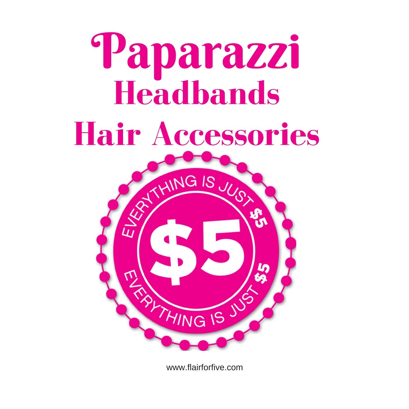 Paparazzi Headbands/Hair Accessories