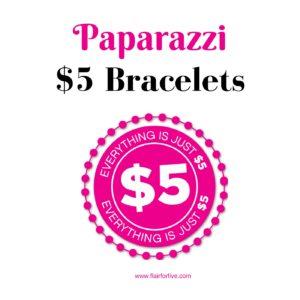 Paparazzi $5 Bracelets