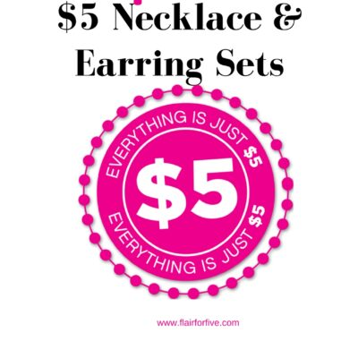 Paparazzi $5 Necklace and Earring Sets