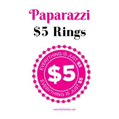 Paparazzi $5 Ring