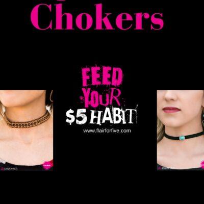 Paparazzi Chokers