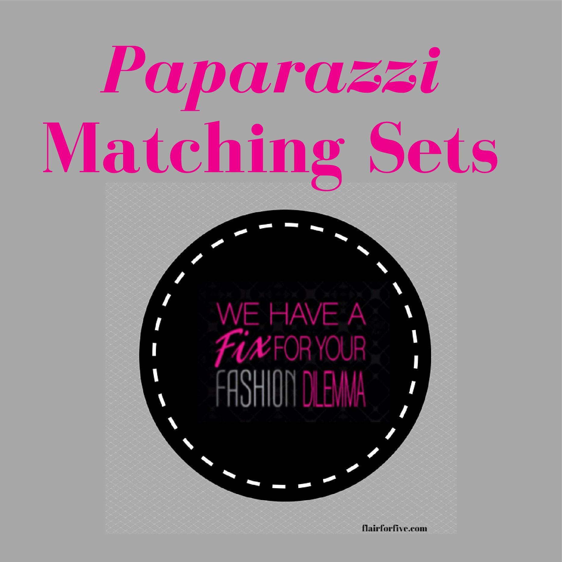 Paparazzi Sets $10-$20
