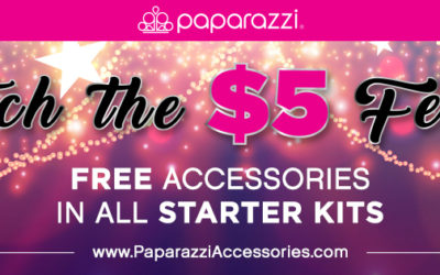 Join Paparazzi! This Months kit special!