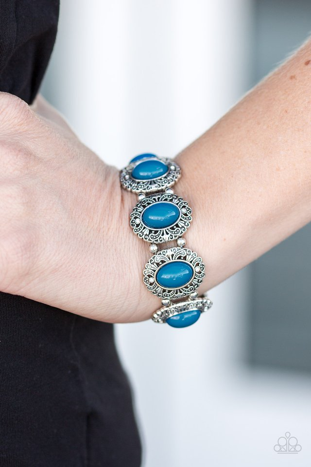 Ventura Vogue Blue Paparazzi 5 Jewelry Join Or Shop
