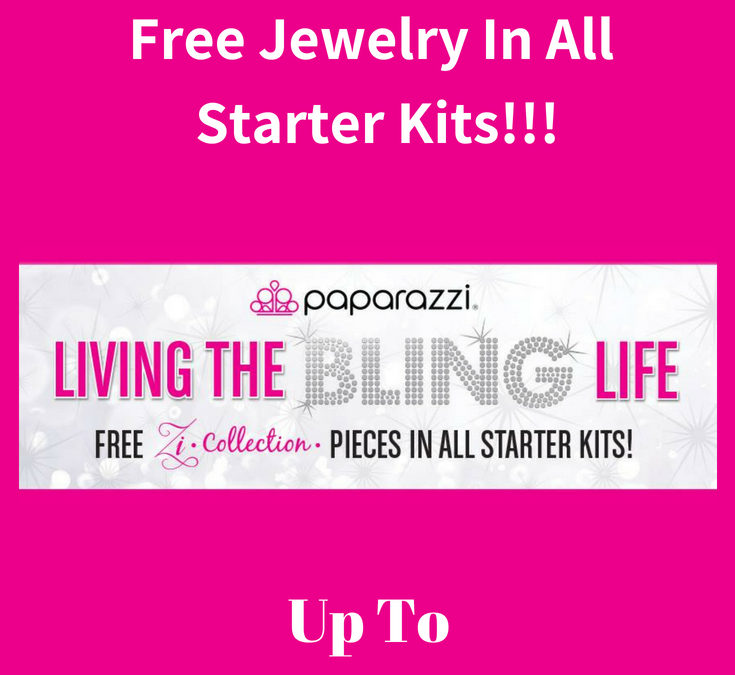 How you can get $125 in free Paparazzi!!