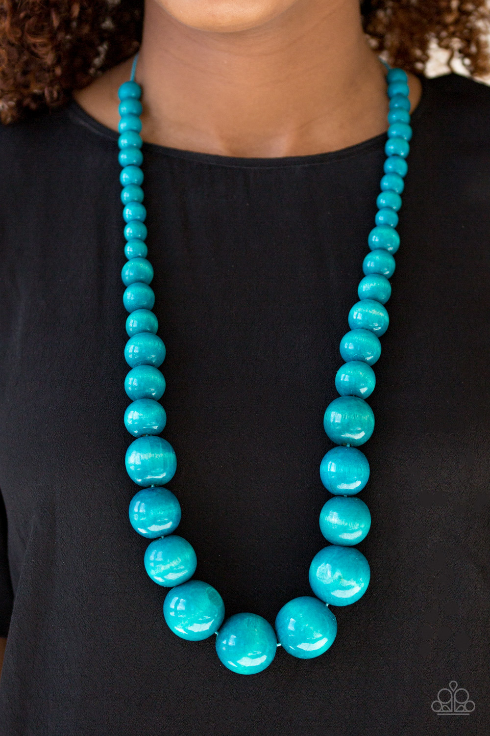 Effortlessly Everglades Blue Paparazzi 5 Jewelry Join