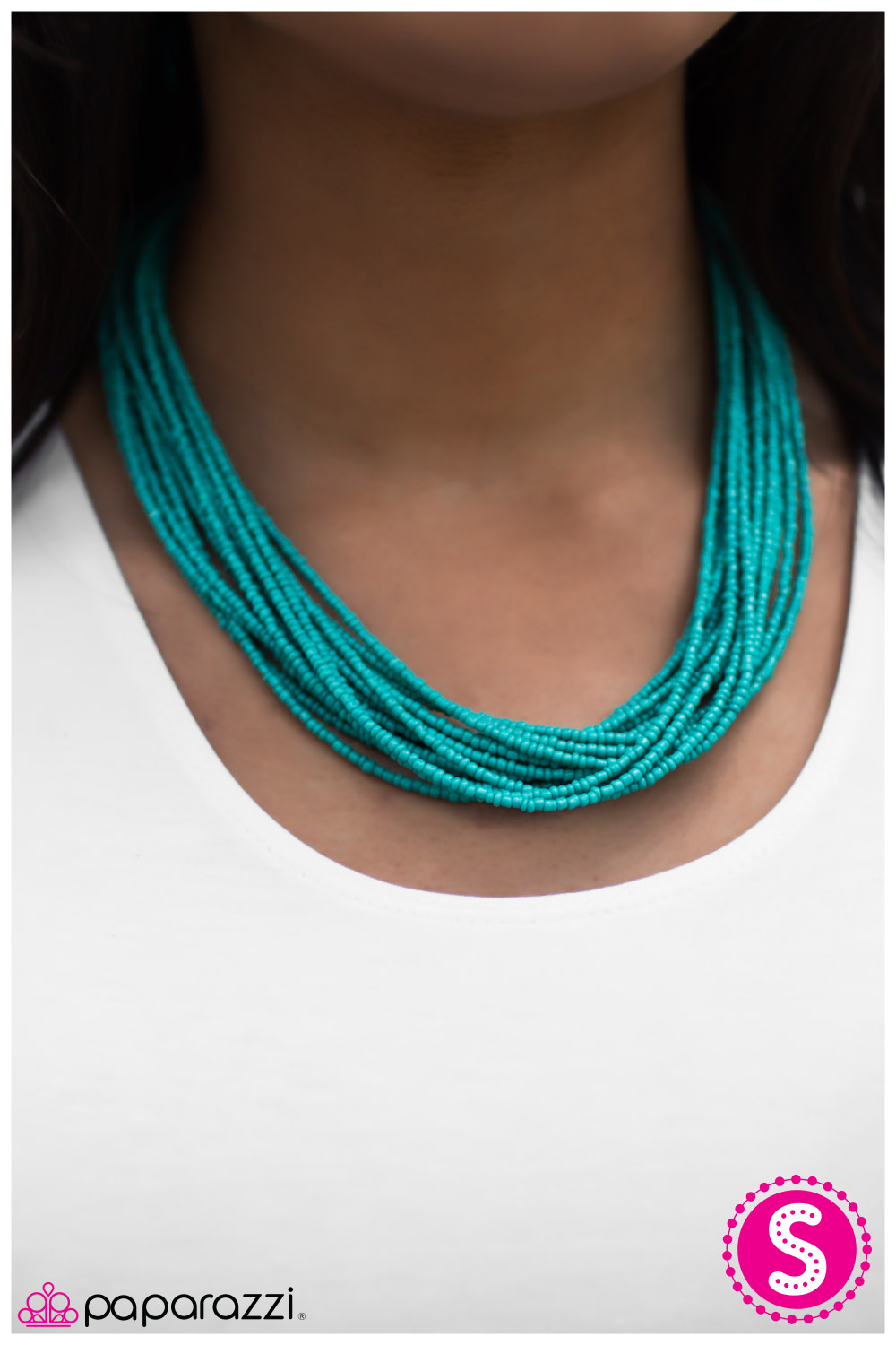 Wide Open Spaces Blue Paparazzi 5 Jewelry Join Or