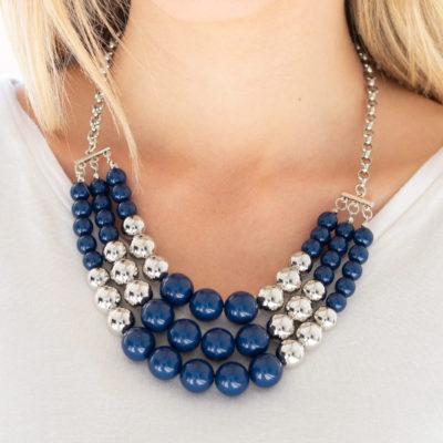 Dream Pop - Blue - Paparazzi Accessories
