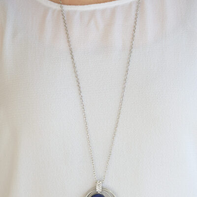 A Diamond A Day - Blue